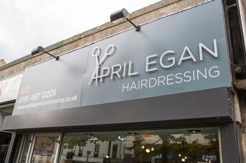 April Egan Hairdressing