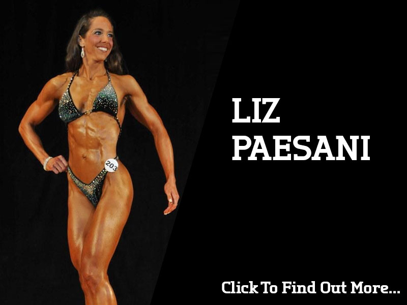 Liz-Paesani personal trainer columbia md howard county - trainer