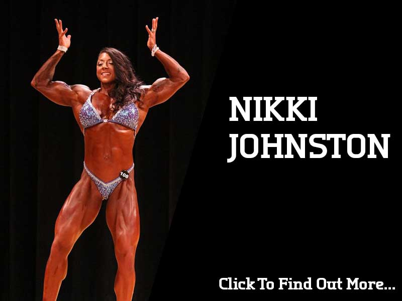 Nikki Johnston - Personal Trainer - TEAM Warrior Within - Columbia MD