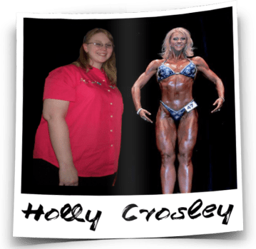 Holly Crosley - Weight Loss