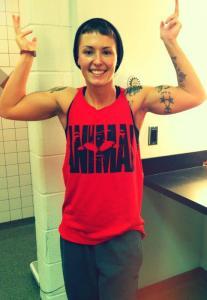Kat Althoff - Women's Physique NPC
