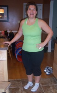Beth O - Weight Loss Client before and after pictures