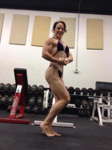Christina Fahey - After Training - Muscle Gain - Personal Training - NPC Maryland