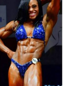 Nicole Moore - Muscle Building - Maryland NPC Womens Physique Competitor