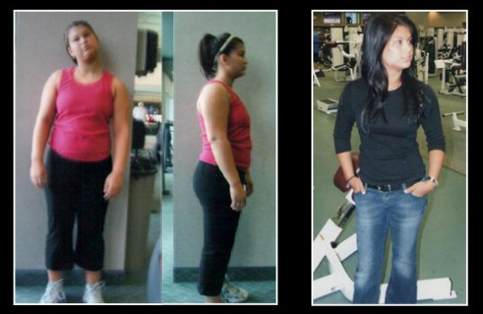 Sasha C -Before & After Pictures - General Fitness Weight Loss - Columbia MD