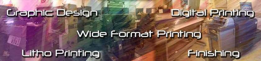 Teamwork Printers Graphic Design Digital Printing Litho Printing Wide Format Printing