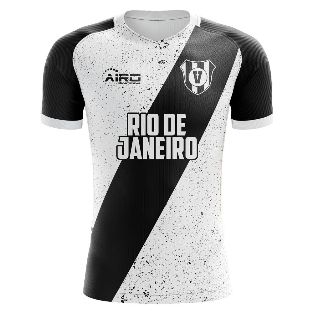37695b3f5 Vasco Da Gama 2019 2020 Home Concept Shirt Vascoh 76 22