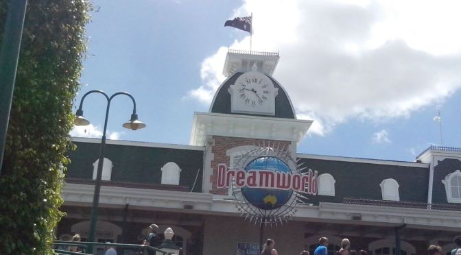 Day 6 – Dreamworld