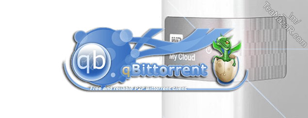 qBittorrent v3.3.4 for WD My Cloud firmware V4