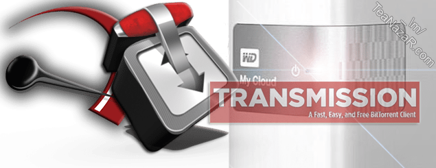Transmission v2.93 for WD My Cloud firmware V4