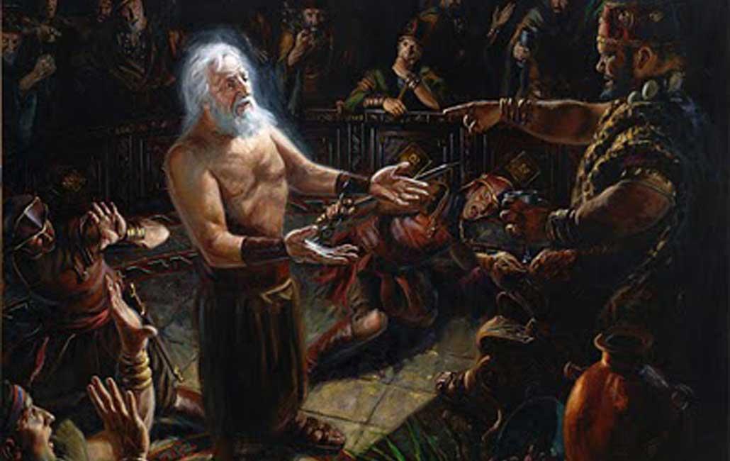 Abinadí o el poder de Dios en el lenguaje