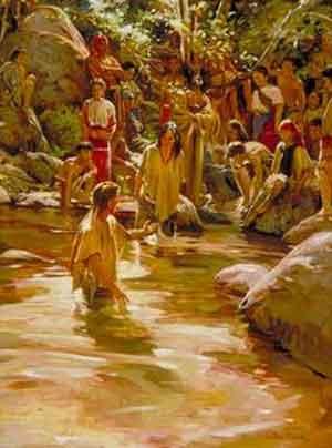 Las ordenanzas del evangelio
