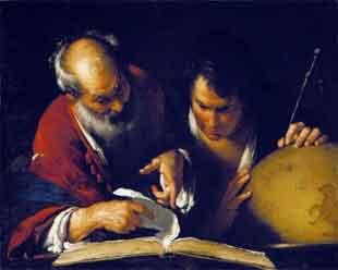 The geometry of the gospel