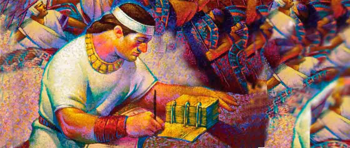 Las escrituras y Nefi, un modelo de progreso