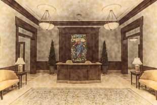 El templo, embajada de los cielos