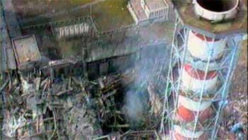 Chernobyl bajo la luz de Cristo