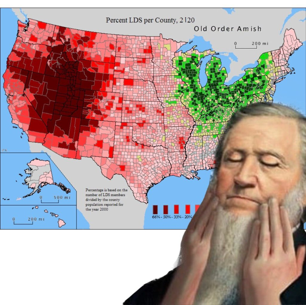 Satire Brigham Young Was Bad For The Church Says Progressive In