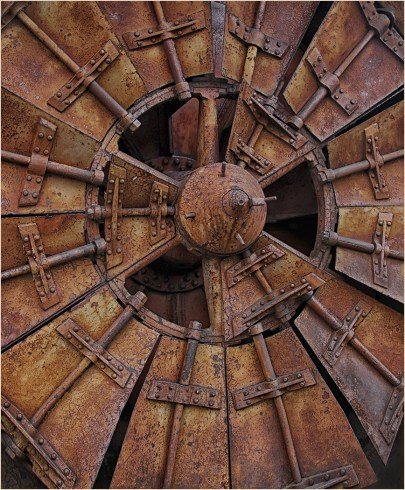 Rusted Blades and Bolts