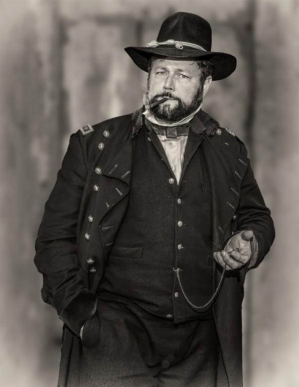 General Grant Image Recreation