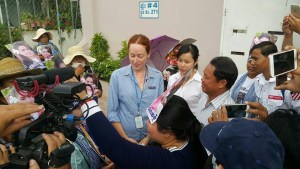 Petitions to UN Special Rapporteur by Boeung Kak and Borey Keyla