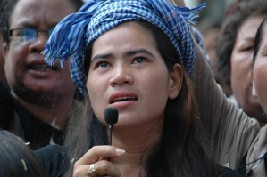 Statement Civil society groups call for the release of Tep Vanny