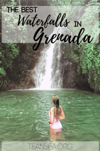 The Best Waterfalls in Grenada