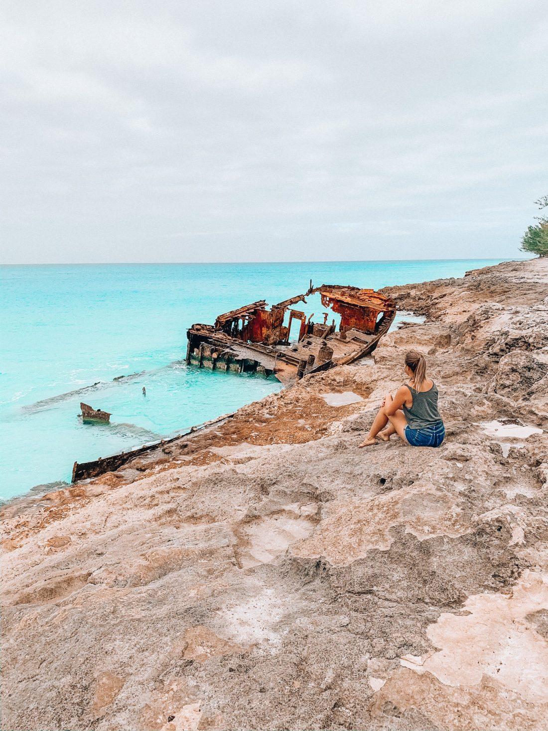 Bimini Shipwreck