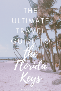 the ultimate travel guide to the florida keys