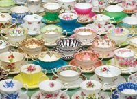 Where To Find Inexpensive Teacups - TEA PARTY GIRL