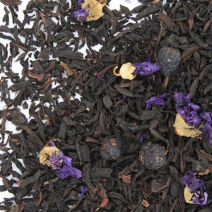 Blueberry Thrill Loose Leaf Black Tea