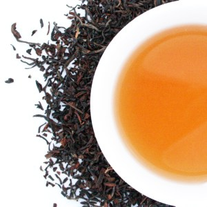 Darjeeling Loose Leaf Black Tea brewed tea