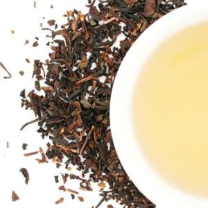 Formosa Oolong Loose LeafTea brewed tea