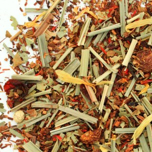 Honeybush Citrus Zest Herbal Blend