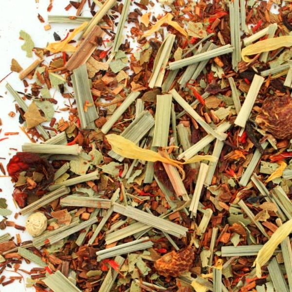 Honeybush Citrus Zest Herbal Blend
