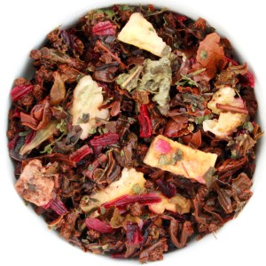 LGBTea Loose Leaf Black Tea wet leaf