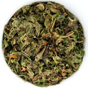 Stevia Herbal Leaf wet leaf