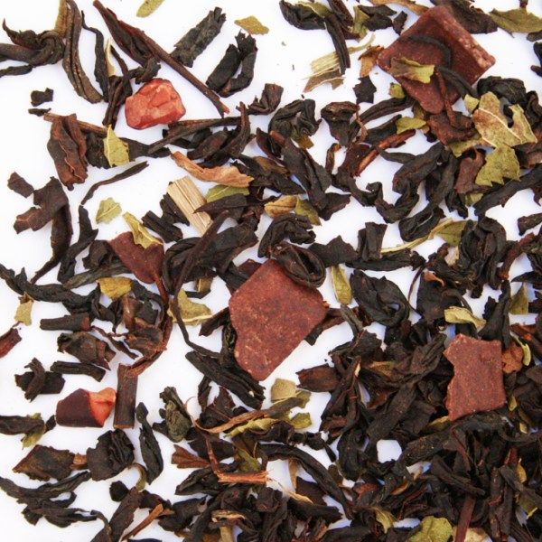 Chocolate Velvet Loose Leaf Black Tea