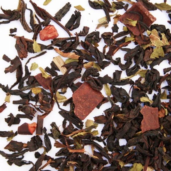 Chocolate Velvet Loose Leaf Black Tea