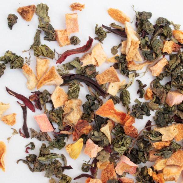 Margarita Loose Leaf Oolong Tea, Small Batch Blend