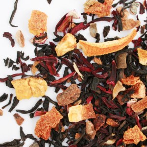 Old Fashioned Loose Leaf Black Tea, Small Batch