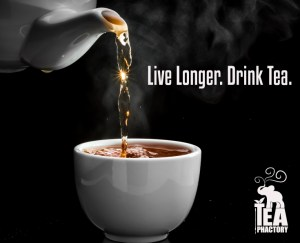 live longer drink tea