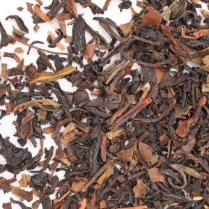 Formosa oolong dry leaf