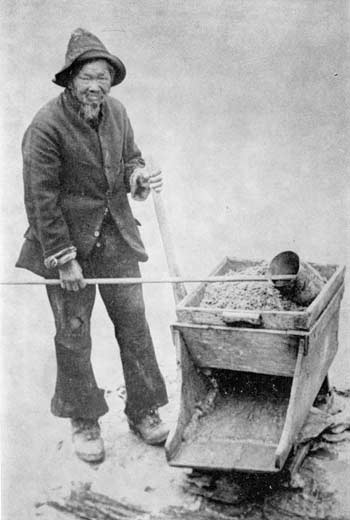 Chinese Gold Miner Clutha River History Of Immigration