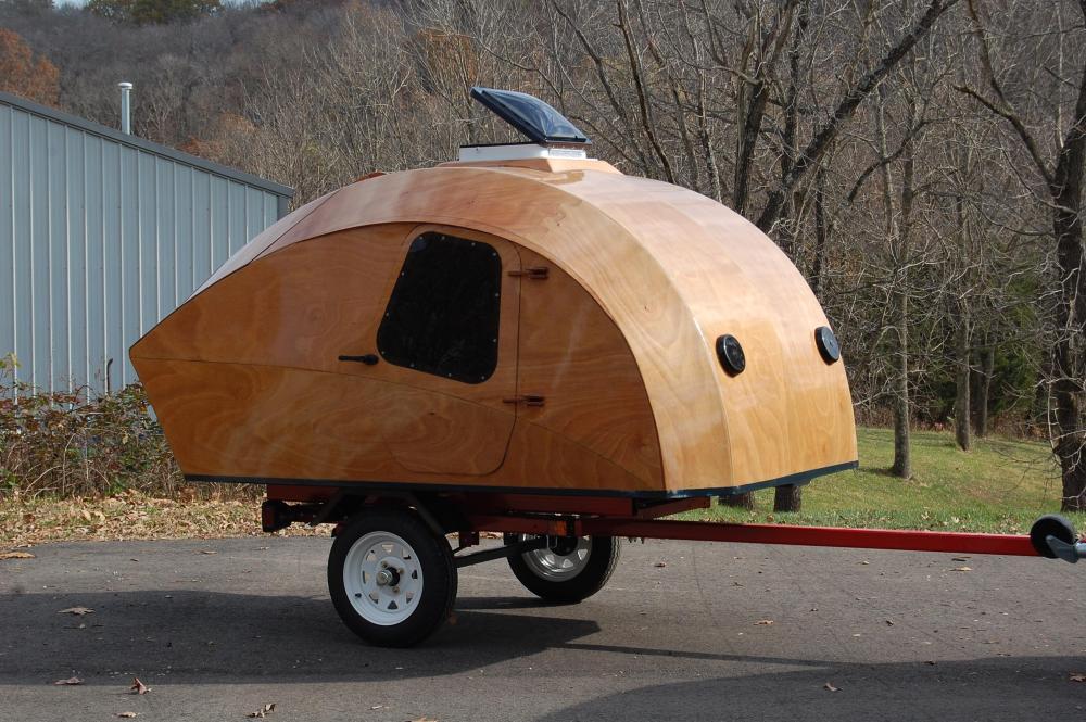 CLC Teardrop Camper Kit