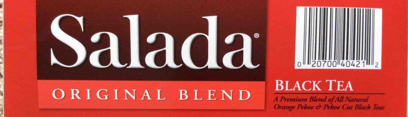Salada Original Blend Black Tea Review