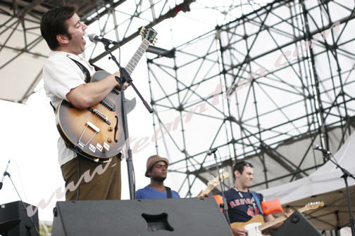 """Eli """"Paperboy"""" Reed at Jelly NYC's McCarren Park Pool Party"""