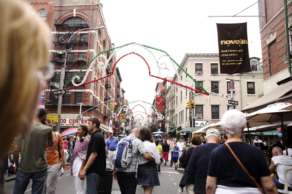 Little Italy, NYC