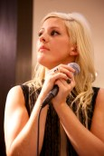 Ellie Goulding at Saks Fifth Avenue