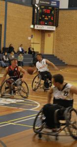20130816 Action shot at Sydney Uni Wheelkings