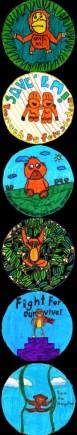 orangutan fundraiser